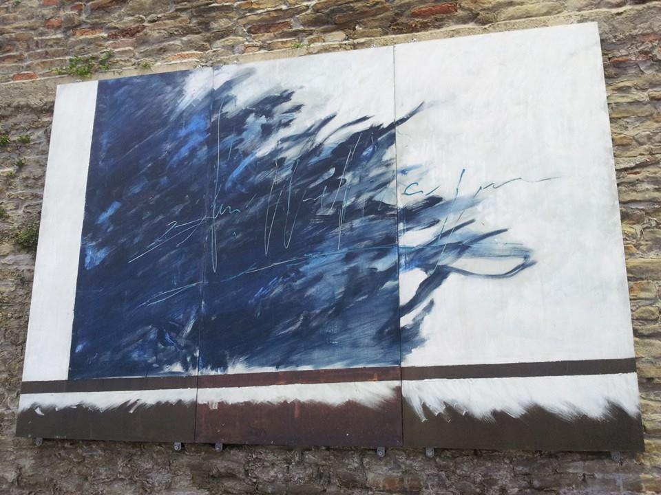 Autografo - Beppe Bergamasco